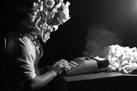 immagine scrittore